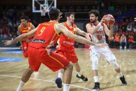2019 FIBA Dünya Kupası Avrupa Elemeleri: İspanya: 74 – Türkiye 58