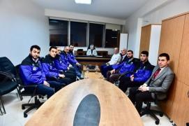 AK Parti Sancaktepe Adayı Döğücü'den engelli ve genç sporculara destek vurgusu