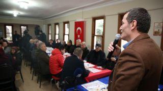 """Arısoy: """"Zeytinburnu'nu daha güzel, daha aydınlık insanların şehri haline getireceğiz"""""""
