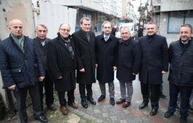 Arısoy Zeytinburnu'nu dinledi, İBB harekete geçti