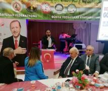 AK Parti Avcılar Belediye Başkan Adayı Ulusoy, Yozgatlı vatandaşlarla buluştu