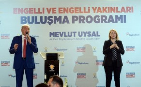 AK Parti Büyükçekmece Başkan Adayı Uysal, Büyükçekmece'de engelleri kaldıracak