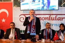 """AK Parti İl Başkanı Şenocak: """"İsmail Erdem, Ataşehir'de birçok vizyon proje ortaya koyacak"""""""