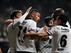 Beşiktaş ligin ikinci yarısında hiç kaybetmedi