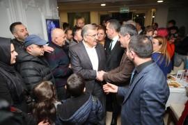 """Beykoz adayı Murat Aydın: """"Attığımız her adım insanımızın mutluluğu için olsun"""""""