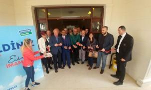Beylikdüzü Belediyesi ek hizmet binası açıldı