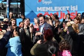 Beyoğlu'nda yaklaşık 30 bin kişiye iş imkanı