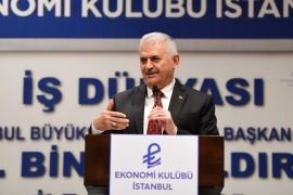 """Binali Yıldırım: """"Ataşehir'in AKM gibi Anadolu Kültür Merkezi olacak"""""""