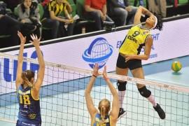 CEV Kadınlar Şampiyonlar Ligi: Scandicci: 1 – Fenerbahçe Opet: 3