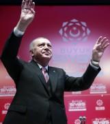 """Cumhurbaşkanı Erdoğan: """"Muhalefet sabah akşam seçim falı açarken, biz haftanın 7 günü sahadayız"""""""