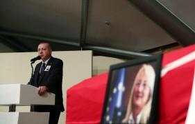 """Cumhurbaşkanı Erdoğan: """"Kaybettiğimiz her ilim insanımız, dünyamızda yeri dolduramaz bir boşluk bırakıyor"""""""