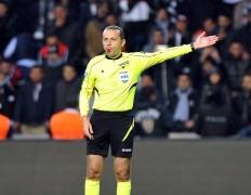 Cüneyt Çakır, Porto – Roma maçını yönetecek