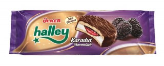 Efsane lezzet Halley'in karadut marmelatlı yeni çeşidi raflardaki yerini aldı