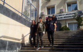 Fatih'te Cezayir uyruklu şahsı öldüren Suriyeliler yakalandı