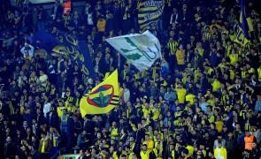 Fenerbahçe-Sivasspor maçını 32 bin 403 seyirci takip etti