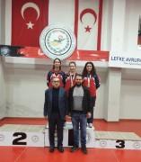 GAÜ'den çifte şampiyonluk