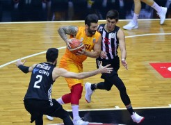 Galatasaray'da Göksenin Köksal 2 hafta yok