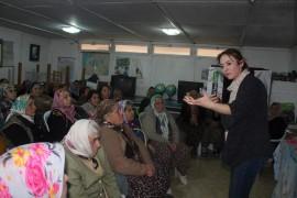 'Hijyen Sağlıktır' projesi ile 2 bin kadına hijyen eğitimi verilecek