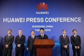 Huawei, yasaklamaya karşı dava açtı
