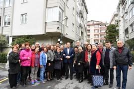 İdealtepelilerden Başkan Kılıç'a tam destek