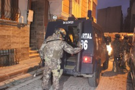 İstanbul kent genelinde uyuşturucu operasyonu