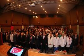 """Kartal'da """"14 Mart Tıp Günü"""" töreni"""