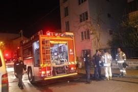 Kartal'da çatı yangını paniğe neden oldu