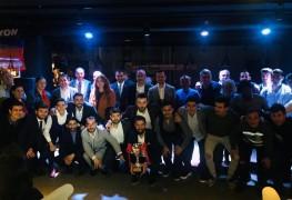 Kuruçeşme Spor Kulübü şampiyonluğu doyasıya kutladı