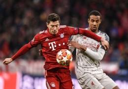 Liverpool, Almanya'da çeyrek final biletini söktü aldı