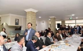 Maltepe Belediye Başkanı Ali Kılıç Tokatlılarla buluştu