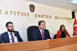 Maltepe Belediye Başkanı Kılıç'tan meclis üyelerine teşekkür