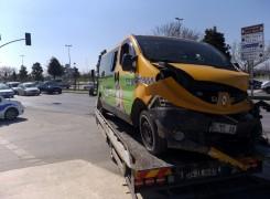 Maltepe sahil yolunda kaza: 5 yaralı