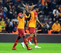 Mbaye Diagne 30 gün sonra gol sevinci yaşadı