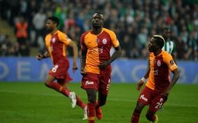 Mbaye Diagne bu sezonki 23. golünü attı