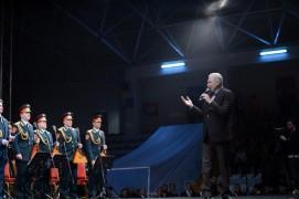 """Mevlüt Uysal: """"Kızılordu Korosu konseri spor salonunda değil kültür merkezinde olmalıydı"""""""