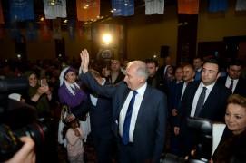 Mevlüt Uysal, Trabzonlu vatandaşlarla bir araya geldi
