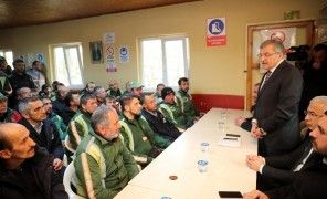 """Murat Aydın: """"Temizlik yoksa o belediyede hizmet yoktur"""""""