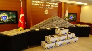 Muz yüklü konteynerden 185 kilo kokain çıktı
