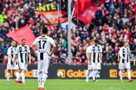 Ronaldo'suz Juventus ligde ilk yenilgisini aldı