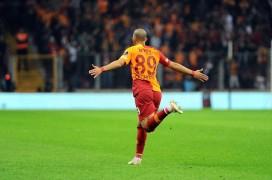 Sofiane Feghouli bu sezonki 8. golünü attı