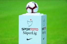 Spor Toto Süper Lig'de 25. hafta heyecanı