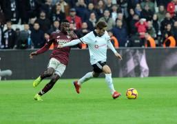 Spor Toto Süper Lig: Beşiktaş: 1 – Göztepe: 0 (Maç sonucu)