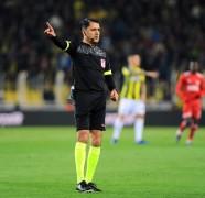Spor Toto Süper Lig: Fenerbahçe: 0 – Demir Grup Sivasspor: 0 (İlk yarı)