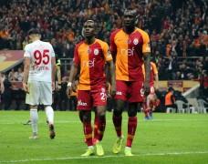 Spor Toto Süper Lig: Galatasaray: 5 – Antalyaspor: 0  (Maç sonucu)