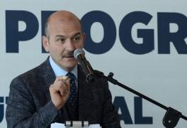 """Süleyman Soylu: """"Herhalde İstanbul'un güvenlik sorununu PKK temsilcisiyle çözecek"""""""
