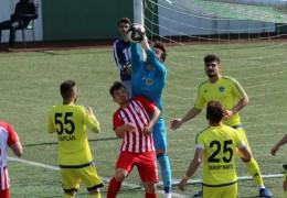 TFF 3. Lig: Halide Edip Adıvar SK: 1 – Fatsa Belediyespor: 2