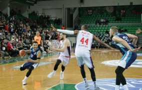 Tahincioğlu Basketbol Süper Ligi: Bahçeşehir Koleji: 78 – Türk Telekom: 84