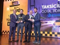 Taksiciler Türkiye'nin 'En'lerini seçti