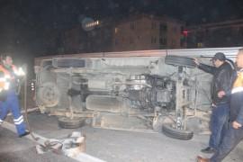 Tem otoyolunda trafik kazası… 3 yaralı