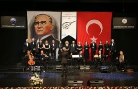 Türk Sanat Müziği nağmeleri Büyükçekmece'de yankılandı